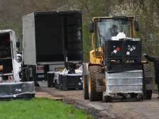 Alweer een grote drugsvondst in plattelandsgehucht Overberg, drie mannen opgepakt