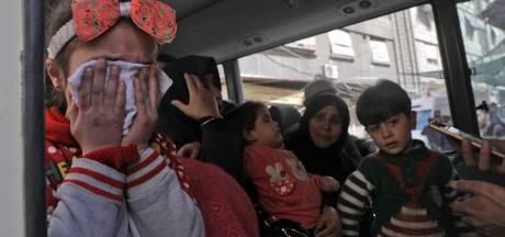 Verenigde Naties willen volledige toegang tot Ghouta en stad Afrin