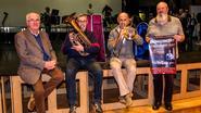 Bestolen orkest krijgt instrumenten cadeau