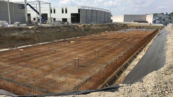 De werken van het bedrijvenpark Gate7 verlopen volgens plan