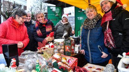 Gezellige kerstmarkt in Het Laar
