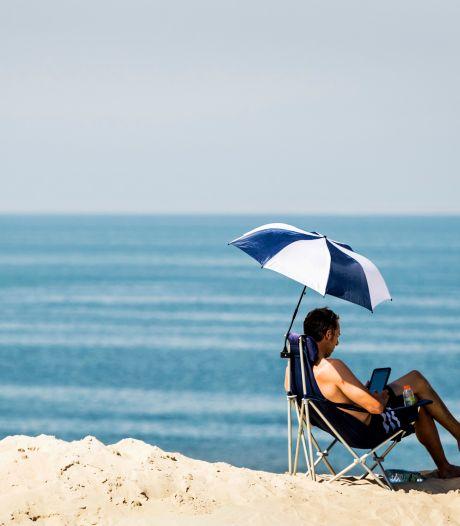 Leg je zwembroek maar klaar, de temperaturen stijgen weer