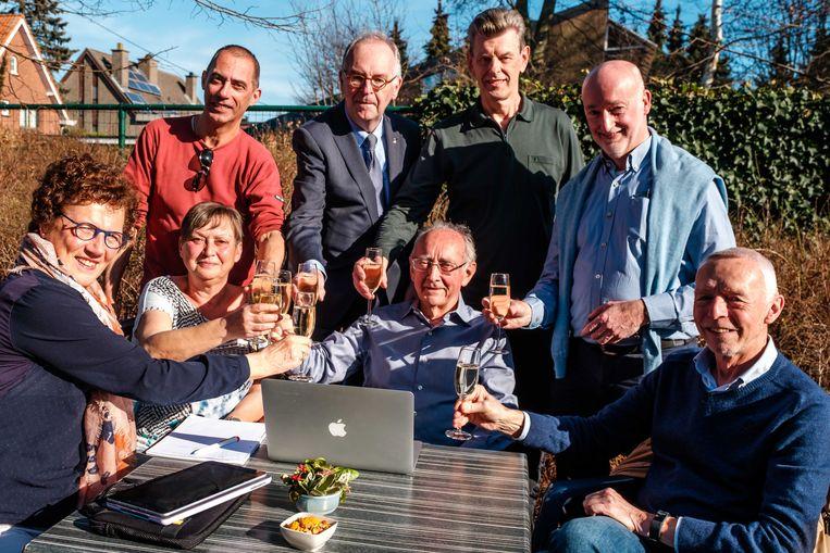 Fons Van den Eynde (83) stopt als computerlesgever aan senioren.