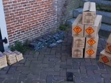 Anonieme tip leidt naar grote vuurwerkvangst in Dordrecht; 16-jarige verdachte aangehouden