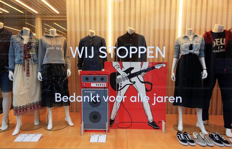 Modezaak Brooklyn stopt? Toch niet, gaat over campagne om lokaal te winkelen en niet altijd via e-commerce in het buitenland.