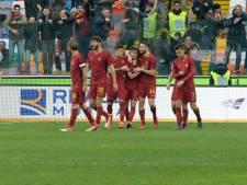 AS Roma wint met invaller Strootman van Udinese