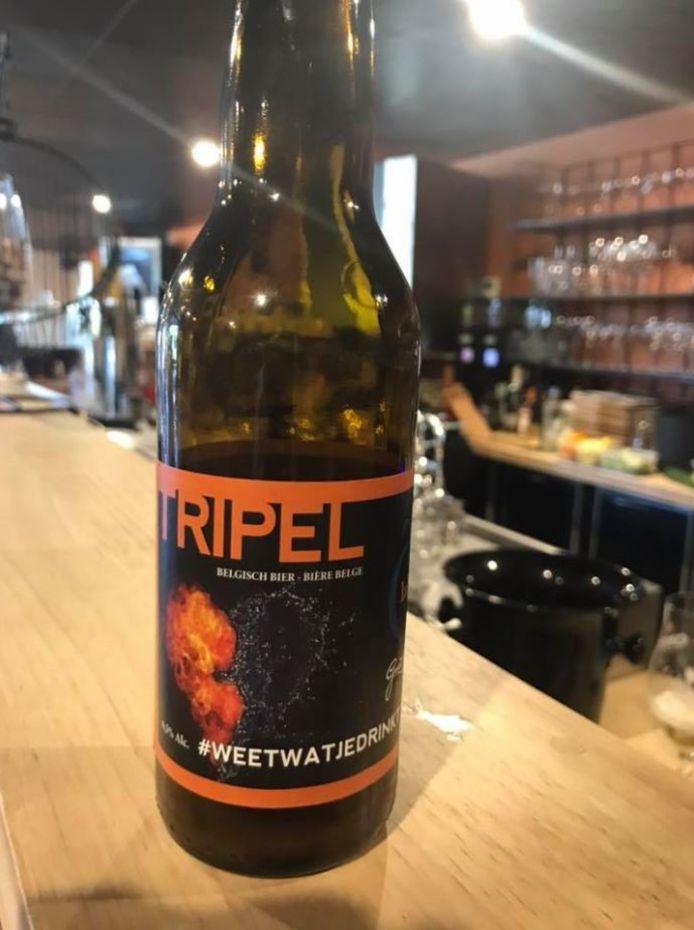 Er komt binnenkort een biertje op de markt dat gemaakt is van restwater (een mooie benaming voor afvalwater, nvdr.)