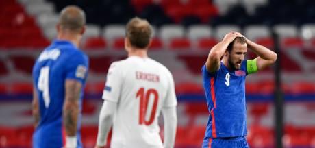 Penalty stupide et première place cédée: la mauvaise soirée de l'Angleterre