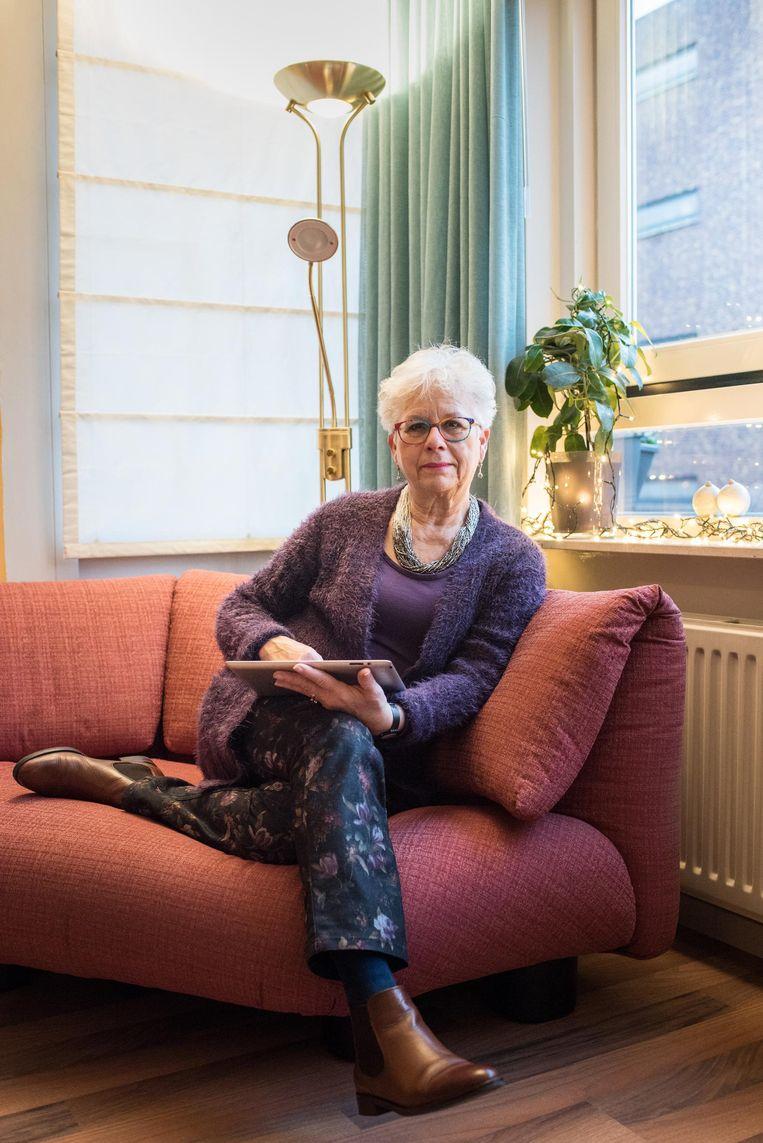 Katy Ecury (69) Beeld Simon Lenskens