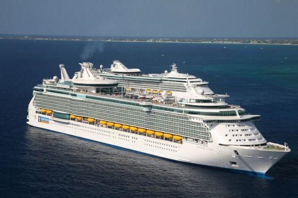 Het drama deed zich voor in San Juan (Puerto Rico), aan boord van de Freedom of the Seas.