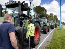 Verbod op tractordemonstraties in regio IJsselland