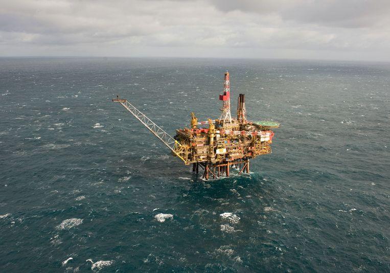 Volgens Reuters zou Shell zich in de toekomst willen concentreren op drie plaatsen om olie en gas te winnen: Nigeria, de Golf van Mexico en de Noordzee. Beeld Reuters