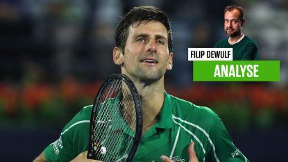 """Visionaire superman of gevaarlijke charlatan? Onze tennisexpert over Djokovic: """"Buitenbeentje en buitenstaander"""""""