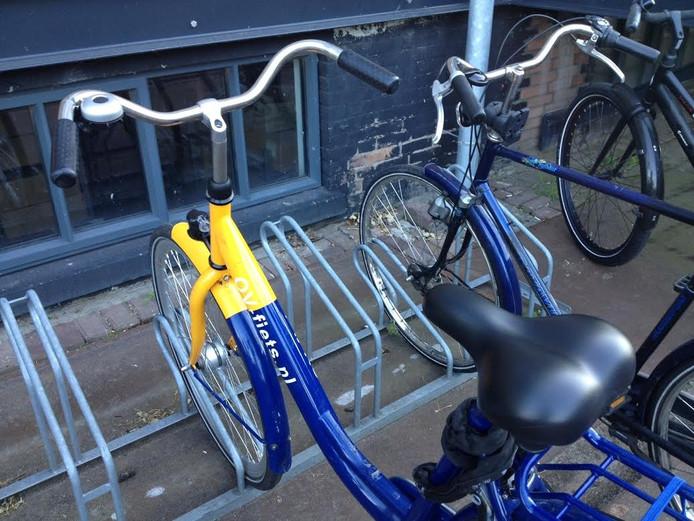 Een ov-fiets.