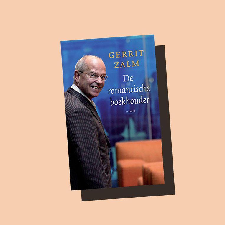 null Beeld Boekcover De romantische boekhouder