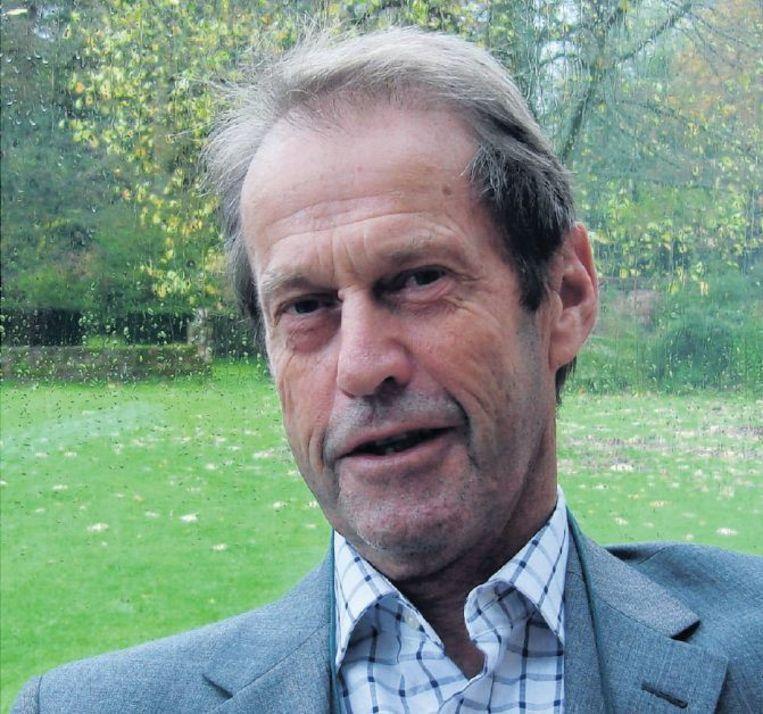 John MacKinlay: 'De nadelen van militaire missies wegen zwaarder dan de voordelen.' Beeld
