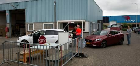 Raad kijkt of inleverpunt voor grof vuil in 's-Heerenberg tóch open kan blijven