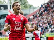 FC Utrecht heeft aan zeven minuten genoeg tegen Willem II