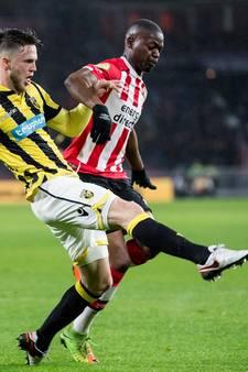 Goal Siem de Jong genoeg voor PSV om Vitesse te verslaan