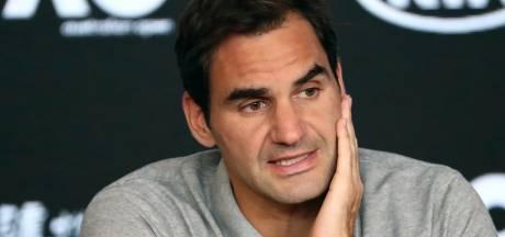 Roger Federer ne veut pas jouer au tennis dans des stades vides