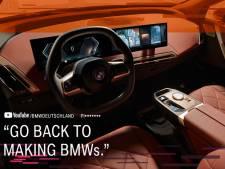 BMW zegt sorry voor belachelijk maken belangrijkste doelgroep op social media