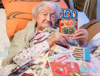 Meer dan 250 kaartjes voor Edith die 100ste verjaardag niet kon vieren