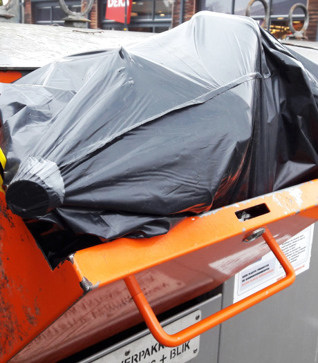 Proef: PMD-afval in Gouda tijdelijk in ondergrondse containers, om zwerfafval tegen te gaan
