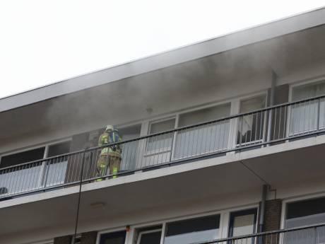 Verdachte (58) van flatbrand in Soest opgenomen in Pieter Baan Centrum
