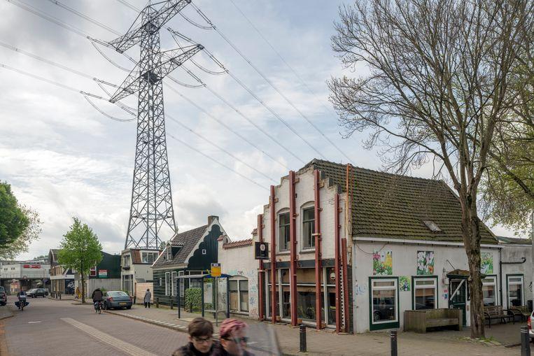 Westzijde, Koog aan de Zaan, Zaanstad. Beeld Theo Baart