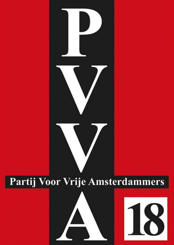 Affiche van de PVVA, een naam waarmee Bremer kiezers van PVV en PvdA op het verkeerde been probeerde te zetten. Beeld -
