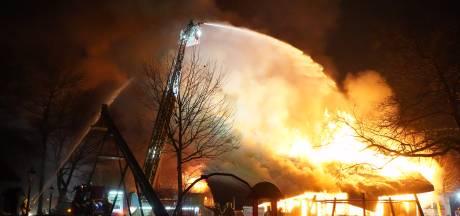 Filmpje suggereert brandstichting Plaswijckpark, politie onderzoekt de beelden