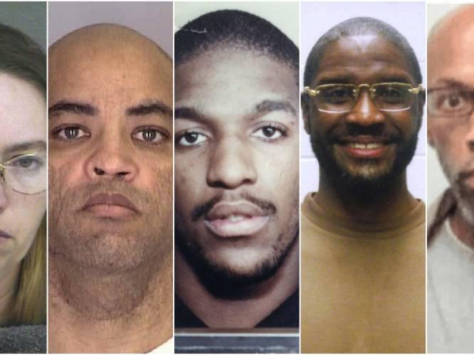 Vier zwarte mannen en een vrouw: de terdoodveroordeelden die Trump nog vlug laat executeren