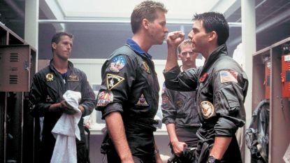 """Val Kilmer blikt terug op 'Top Gun': """"Tom Cruise had maar één doel: de grootste actieheld ooit worden"""""""