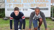 Tiende editie van loopwedstrijd 'Rechte Deur Ooglé' nu ook écht recht door Hooglede