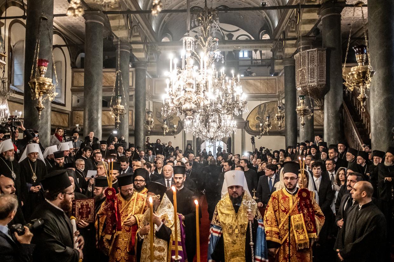 Op 5 januari 2019 werd de onafhankelijkheid van de Oekraïense orthodoxe kerk bezegeld in Istanbul.