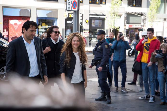 Een Spaanse rechtbank heeft donderdag de Colombiaanse supersterren Shakira en Carlos Vives vrijgesproken van plagiaat van hun met een Grammy bekroonde hit La Bicicleta.