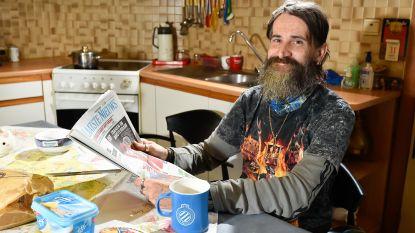 """""""Mijn metalmuziek helpt me door moeilijke tijden"""""""