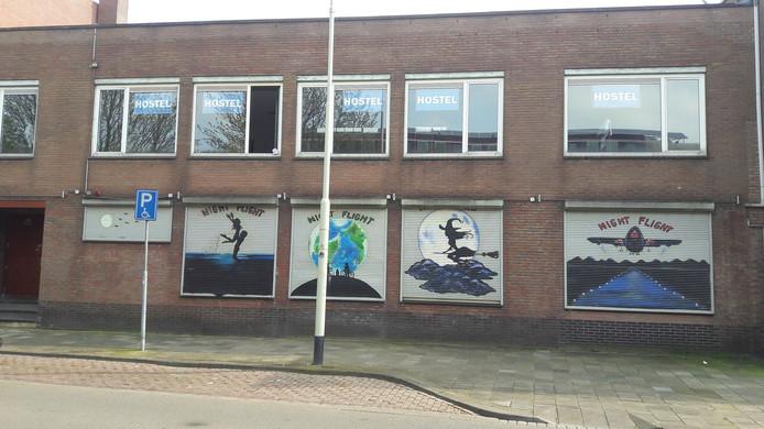 Hostel Nightflight in Breda.