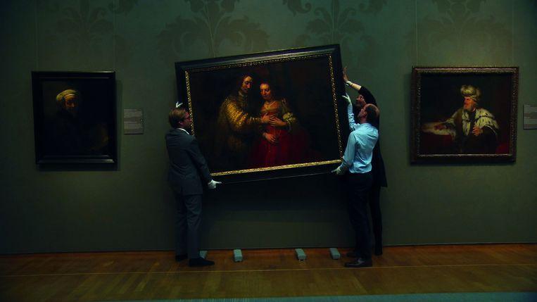 Beeld uit Het Nieuwe Rijksmuseum. Beeld Cinema Delicatessen