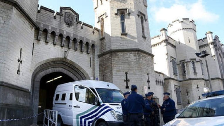 Benabdelhak ontsnapte uit de gevangenis van Sint-Gillis.