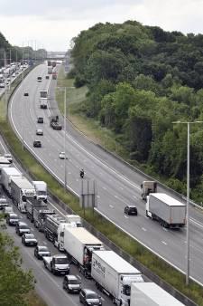 Un camionneur perd la vie dans un accident sur l'E40 à Milmort