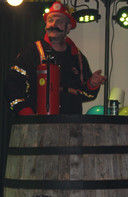 Harm Savelkouls als brandweerman.