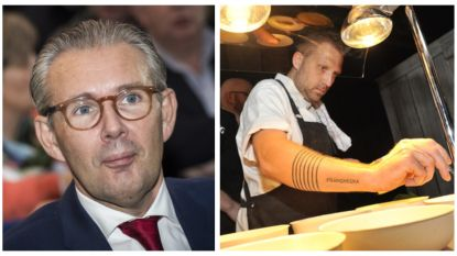 Hof van Cleve en The Jane dalen in lijst World's Best Restaurants