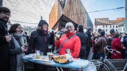 Gent serveert 'OMG Van Eyck'-bier in primeur op nieuwjaarsdrink