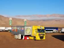 Dakar-rally met Deurnes tintje