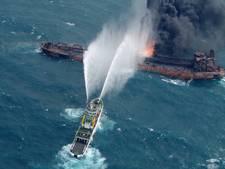 Olievlek rampschip China verdrievoudigd (en al groter dan Rotterdam)