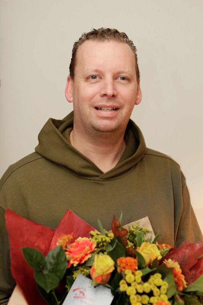 Daan Comperen werd onderscheiden als Lid in de Orde van Oranje-Nassau.