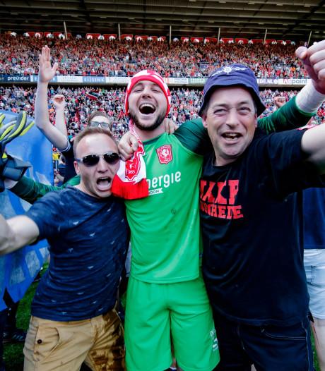 Joël Drommel heeft vertrouwen in het nieuwe FC Twente