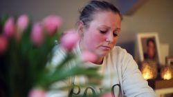 """Vriendin van Matthias (24), die jaar geleden stierf in explosie: """"Het was perfect wat we hadden. Maar veel te kort"""""""