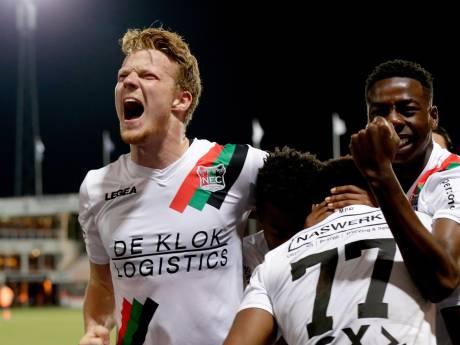 NEC met drie driepunters, topscorer en vertrouwen bloedstollend competitieslot in